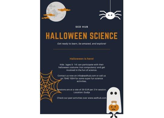Halloween In Malta 2020 Halloween Science Activities at Around Gudja Malta What's On Malta