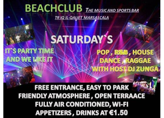Beach Club Marsascala