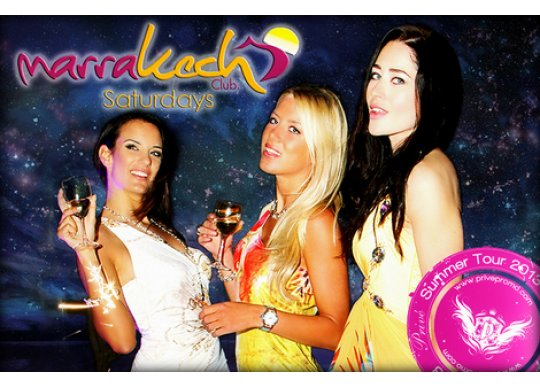 Club Marrakech Malta Marrakech Saturdays in Malta