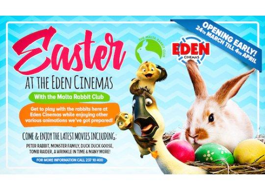 Easter at eden cinemas at eden cinemas malta whats on malta malta easter at eden cinemas in malta kids malta 27032018 404 negle Gallery