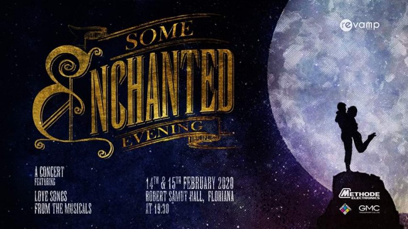 SOME ENCHANTED EVENING in Malta, Music Malta, 14.02.2020 - 15.02.2020