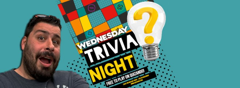 Wednesday Night Trivia With Wess in Malta, Special Events Malta, 20.01.2021 - 28.04.2021