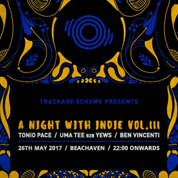 Trackage Scheme pres. 'A night with Indie' Vol. III in Malta, Music Malta, 26.05.2017 - 26.05.2017