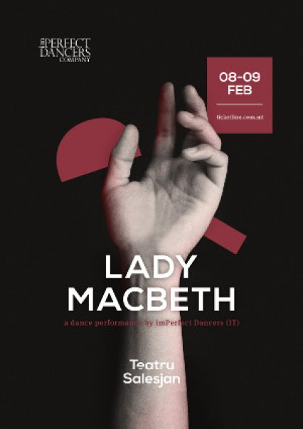 Lady Macbeth in Malta,  Malta,  8.02.2019 -  9.02.2019