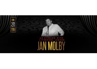 AN EVENING WITH LIVERPOOL LEGEND JAN MOLBY in Malta, What's On Malta