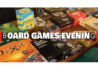 Board Games Evening in a former Cellar of the Knights of Malta in Malta, What's On Malta