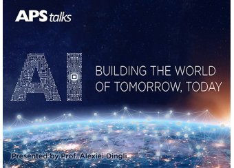 APS talks - Artificial Intelligence: Building the world of tomorrow, today. in Malta, What's On Malta
