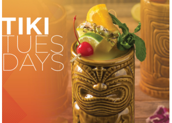 Tiki Tuesdays in Malta, What's On Malta