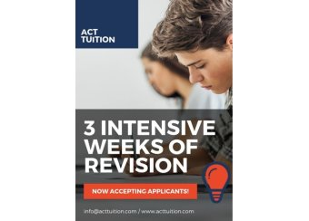 3 Intensive Weeks of Revision in Malta, What's On Malta