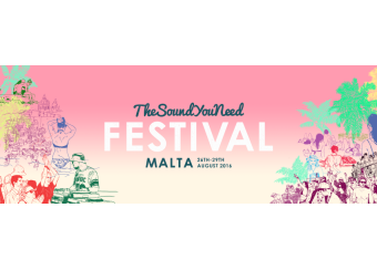 TheSoundYouNeed Festival in Malta, What's On Malta