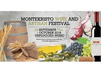 Wine and Artisan Festival Montekristo  in Malta, What's On Malta