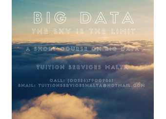 Big Data Course in Malta, What's On Malta