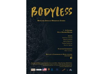 Bodyless Exhibition  in Malta, What's On Malta