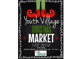 Youth Village Christmas Market  in Malta, What's On Malta