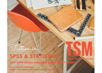 SPSS & Statistics Course in Malta, What's On Malta