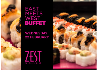 East Meets West Buffet in Malta, What's On Malta