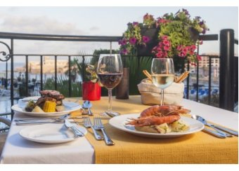 Surf & Turf at Fra Martino in Malta, What's On Malta