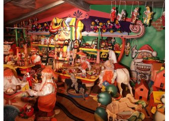 Christmas Magic at Popeye Village  in Malta, What's On Malta