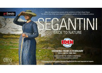 Segantini: Back to Nature in Malta, What's On Malta