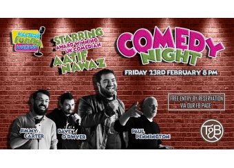 Comedy Night in Malta, What's On Malta