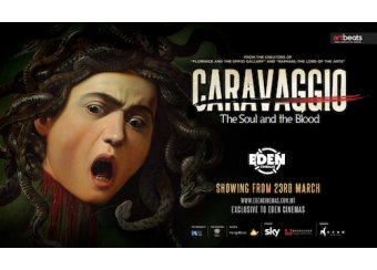 Caravaggio: The Soul and the Blood in Malta, What's On Malta