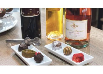 Wine and Chocolate Pairing MasterClass in Malta, What's On Malta