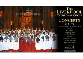 The Liverpool Cathedral Choir - Concerts in Malta, What's On Malta