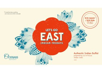 Let's Go East Indian Fridays in Malta, What's On Malta